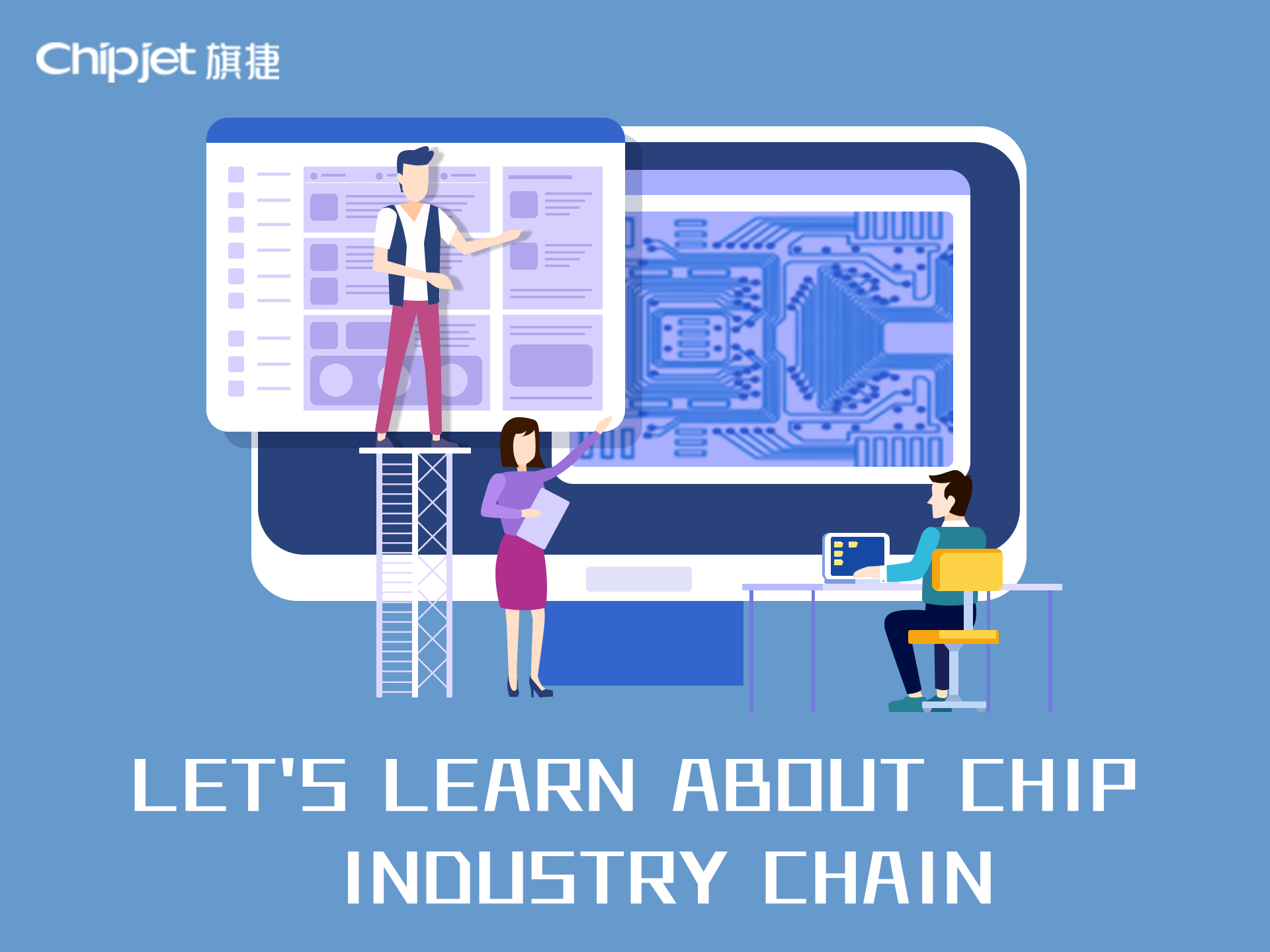 """Chinese Chip"" Rises – Break through 14nm Node!"